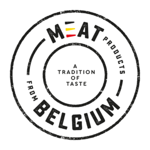 Meat products from belgium logo