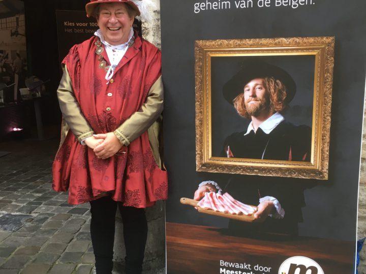 Het geheim ham museum opende zijn deuren van 24 tot 27 october.